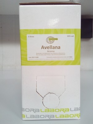 LICOR Avellana 5lt LABORA