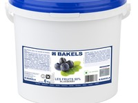 Les Fruits Blueberry 50% 6Kg - Nabius Bakels