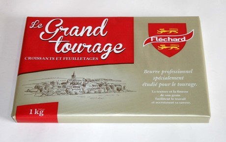 Mantega Flechard Full/Crois Grand Tourage Placa